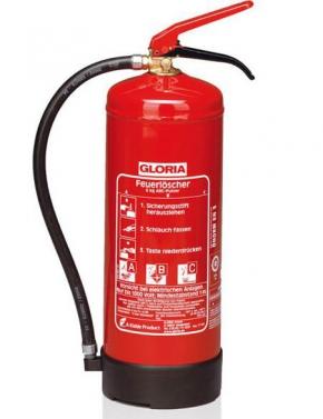 Práškový hasicí přístroj 6kg (34A)