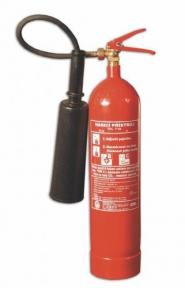 Sněhový hasicí přístroj - 5 CO2 MP/ETS