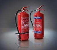 Práškový hasicí přístroj P6F/S (27A)